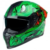 SX.100R Abisal Green / Red